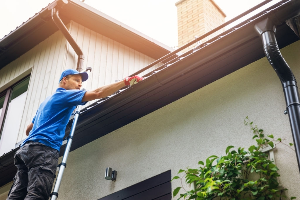 Gutter Cleaning Brookside